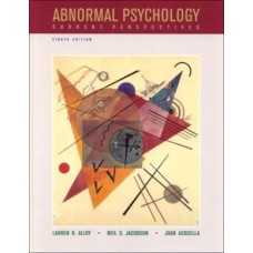ABNORMAL PSYCHOLOGY 8E