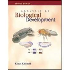 ANALYSIS OF BIOLOGICAL DEVELOPMENT 2E