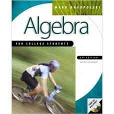 ALGEBRA FOR COLLEGE STUDENTS 2E