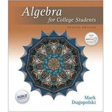 ALGEBRA FOR COLLAGE STUDENTS 5ED