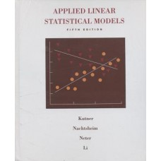 APPLIED LINEAR STATISTICAL MODELS 5ED 05