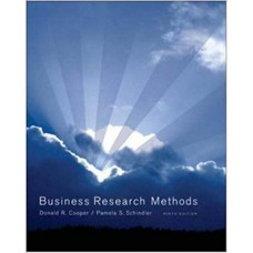 BUSINESS RESEARCH METHODS 9 ED.