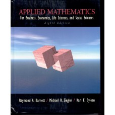 APPLIED MATHEMATICS FOR BUSINESS, EC 8ED