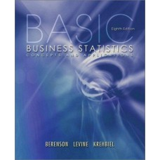 BASIC BUSINESS STATISTICS 8E
