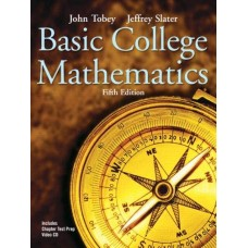 BASIC COLLEGE MATHEMATICS 5E
