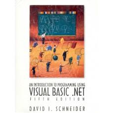 AN INT TO PROGR USING VISUAL BASIC.NET 5
