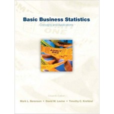 BASIC BUSINESS STATISCS: CONCEPTS & APPI