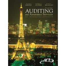 AUDITING AND ASSURANCE SERVICES 13ED
