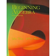 BEGINNING ALGEBRA 4TH ED