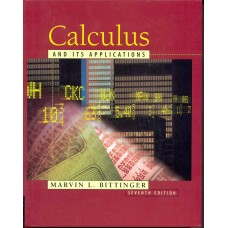 CALCULUS AND ITS APPLICATIONS 7ED