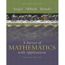 A SURVEY OF MATHEMATICS 7TH ED