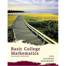 BASIC COLLEGE MATHEMATICS PAPERBACK 7 ED