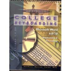 COLLEGE KEYBOARDING MICROSOFT 1-60