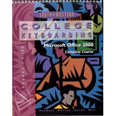 COLLEGE KEYBOARDING MS OFFICE 2000 COMPL