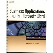 BUSINESS APPLICATIONS WITH MICROSOFT WOR