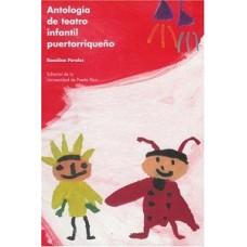 ANTOLOGIA DE TEATRO INFANTIL-RUSTICA