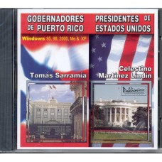 GOBERNADORES DE PUERTO RICO CD