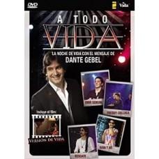 A TODO VIDA DVD