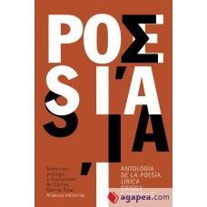 ANTOLIGIA DE LA POESIA LIRICA GRIEGA