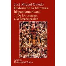 HISTORIA DE LA LIT. HISPANOAMERICANA 1