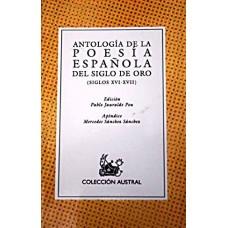 ANTOLOGIA DE LA POESIA ESPAÑOLA DEL SIGL
