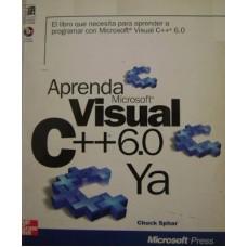 APRENDA MS VISUAL C-- 6.0 YA