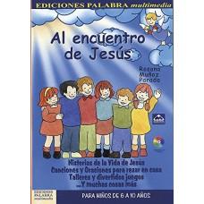 AL ENCUENTRO DE JESUS CD