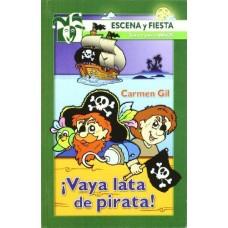 VAYA LATA DE PIRATA