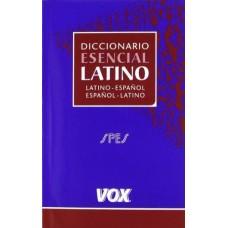 DIC. ESENCIAL LATINO-ESPAÑOL