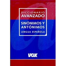 DICC AVANZADO SIN Y ANT LENGUA ESPAÑOLA