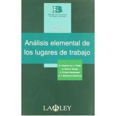 ANALISIS ELEMENTAL DE LOS LUGARES DE TRA