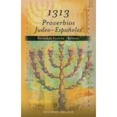 1313 PROVERBIOS JUDEO - ESPAÑOLES