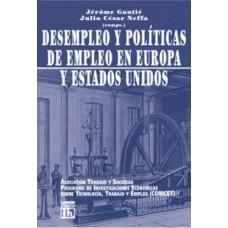 DESEMPLEO Y POLITICAS DE EMPLEO EN EUR Y