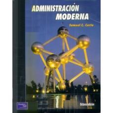ADMINISTRACION MODERNA 8E