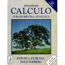 CALCULO CON GEOMETRIA ANALITICA 6E