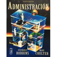 ADMINISTRACION 5TA EDICION