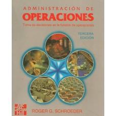 ADMINISTRACION DE OPERACIONES 3E