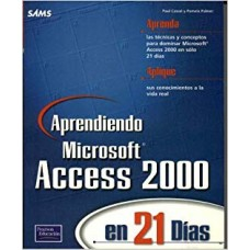 APRENDIENDO MICROSOFT ACCESS 2000