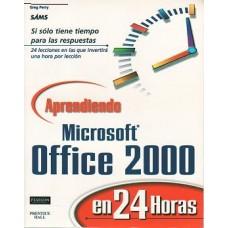 APRENDIENDO MICROSOFT OFFICE 2000