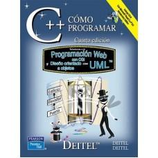 C++ COMO PROGRAMAR 4E