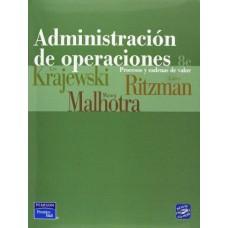 ADMINISTRACION DE OPERACIONES 8ED