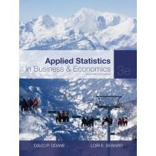 APPLIED STATISTICS IN BUSINESS & ECO 3ED