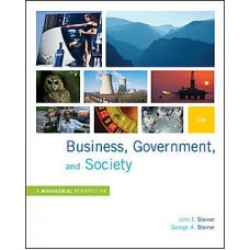 BUSINESS, GOVERMENT AND SOCIETY  12ED