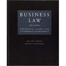 BUSINESS LAW THE ETHICAL GLOBAL