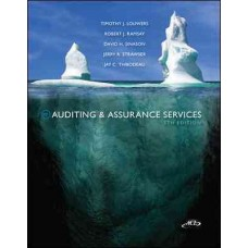 AUDITING & ASSURANCE SERVICES 5TH EDITIO
