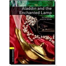 ALADDIN AND THE ENCHANTED LAMP, BOOKWORM