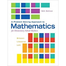 A PROBLEM SOLVING APPROACH TO MATHE 12ED