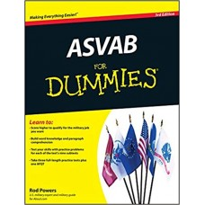 ASVAB FOR DOMMIES 3RE EDITION