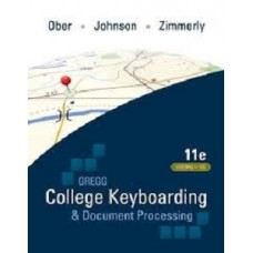 COLLEGE KEYBOARDING & DOC PROCESSING 11E