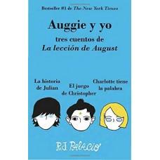 AUGGIE Y YO TRES CUENTOS DE LA LECCION D